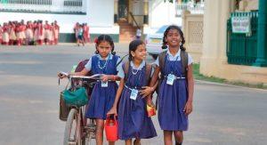 フィリピン幼稚園と小学校や中学校の学校教育:入学編