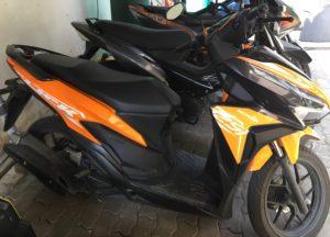 2018 HONDA CLICK 125cc