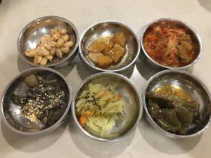 フィリピンでの韓国料理1