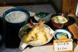 フィリピン日本食レストランのメニュー