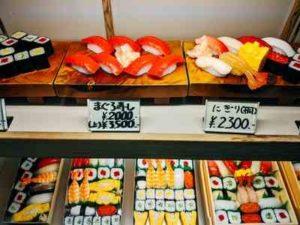 フィリピン日本食レストランの価格