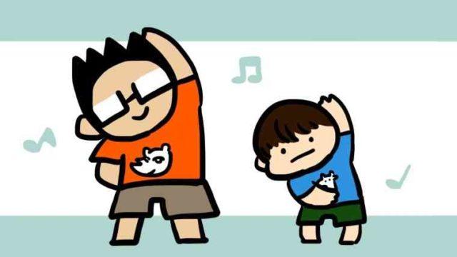 【40代ダイエット】ラジオ体操とプロテインなら会社員言い訳不可!