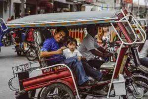フィリピンのバイク価格と種類:トライシクル用