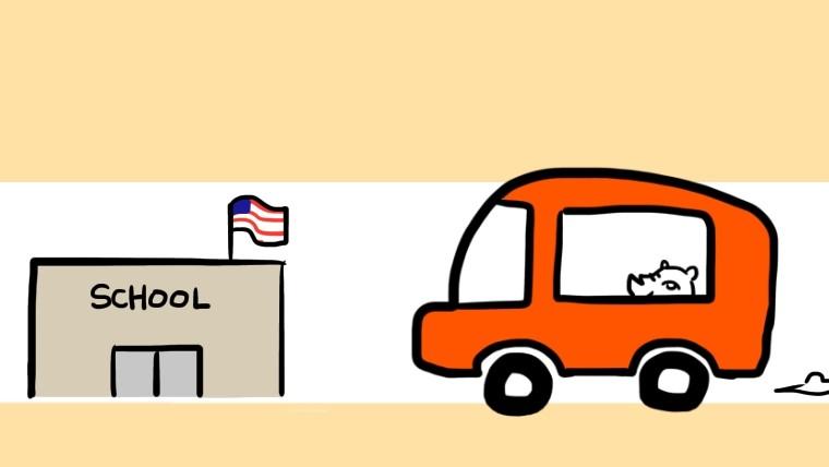 【徹底解説】アメリカ駐在の生活費:「移動費と学費」編